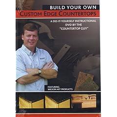 Custom Edge Countertops