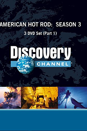 American Hot Rod Season 3 DVD Set (Part 1)