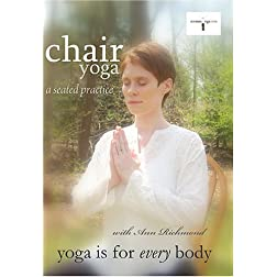 Chair Yoga: A Seated Practice
