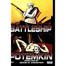 The Battleship Potemkin (Enhanced Edition) - Bronenosets Potyomkin - 1925