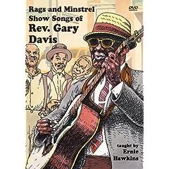 Rag And Minstrel Show Songs Of Rev. Gary Davis