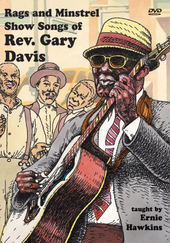 Rag And Minstrel Show Songs Of Rev. Gary Davis