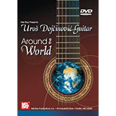 Uros Dojcinovic Guitar: Around the World