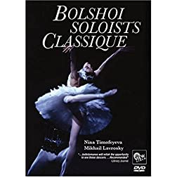 Bolshoi Soloists Classique