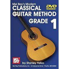 Mel Bay's Modern Classical Guitar Method, Grade 1