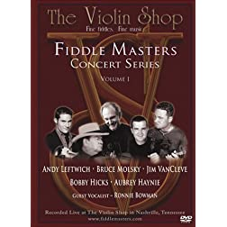 Fiddle Masters Concert Series, Volume 1