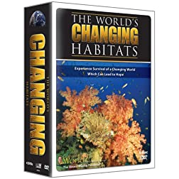 Grainger World's Changing Habitat 4 pack