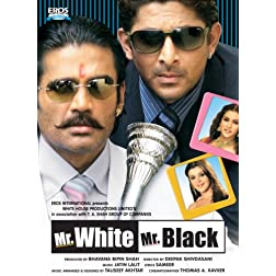 Mr. White Mr. Black DVD (With English Subtitles)