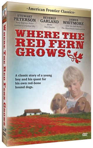 American Frontier Classics:: Where the Red Fern Grows