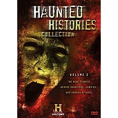 Haunted Histories: Volume 2
