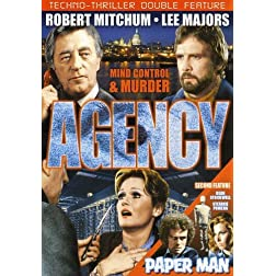 Agency (1981) / Paper Man (1971)