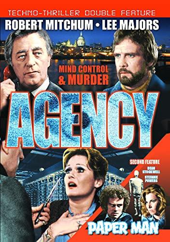 Agency (1981) / Paper Man (1971)