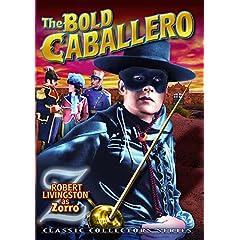 Zorro - Bold Caballero