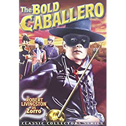 Zorro - Bold Caballero