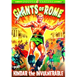 Giants of Rome (1964) / Kindar the Invulnerable (1964)