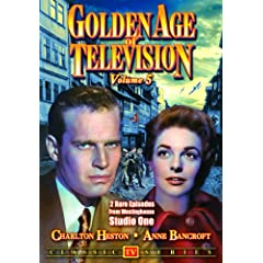 Golden Age Of Television - Volume 5: Willow Cabin / Wintertime