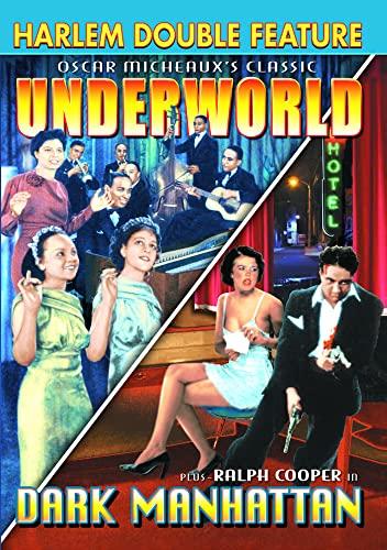 Harlem Double Feature: Underworld (1937) / Dark Manhattan (1937)