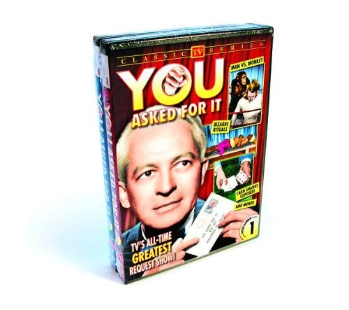 You Asked For It - Volumes 1 & 2 (2-DVD)