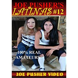 Joe Pusher's Latinas #12