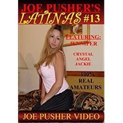 Joe Pusher's Latinas #13