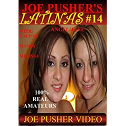Joe Pusher's Latinas #14