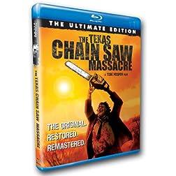 The Texas Chain Saw Massacre [Blu-ray]