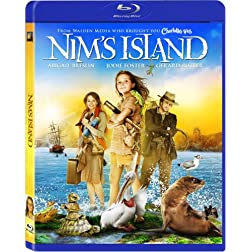 Nim's Island [Blu-ray]