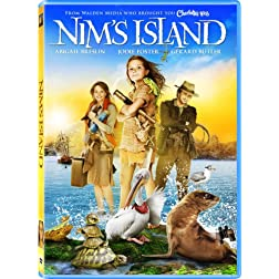 Nim's Island (Full Screen Edition)