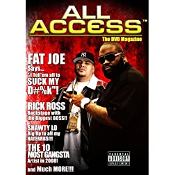 All Access DVD Magazine, Vol. 19