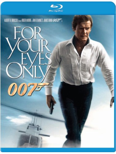 For Your Eyes Only (James Bond) [Blu-ray]