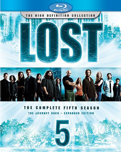 Lost: The Complete Fifth Season [Blu-ray]
