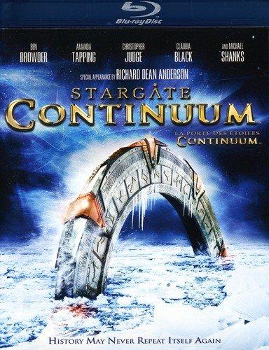 Stargate Continuum [Blu-ray]