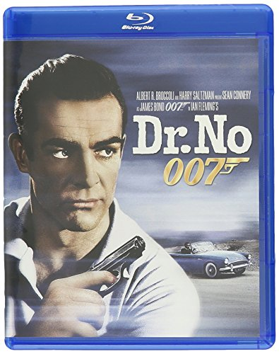 Dr. No (James Bond) [Blu-ray]