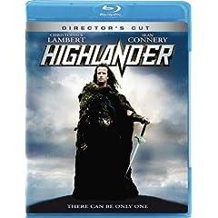 Highlander (Director's Cut) [Blu-ray]