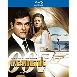 Live and Let Die (James Bond) [Blu-ray]