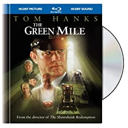 The Green Mile (Blu-ray Book) [Blu-ray]