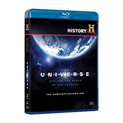 The Universe: The Complete Season 1 [Blu-ray]