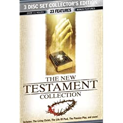 New Testament Collection (3pc) (Dol)