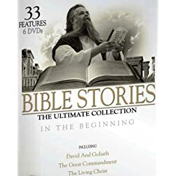 Bible Stories: The Ultimate Bible Collection