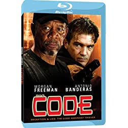 The Code [Blu-ray]