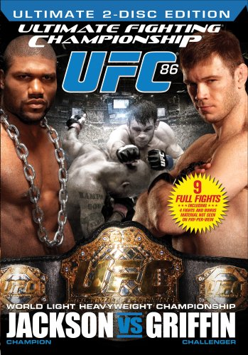 Ultimate Fighting Championship, Vol. 86: Rampage Jackson vs Forrest Griffin