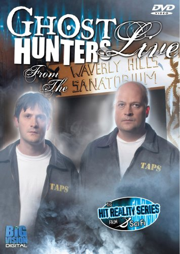 Ghost Hunters: Live From The Waverley Sanitorium
