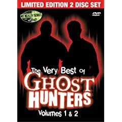 Ghost Hunters: Best of Vol. 1 and Vol. 2 - Scary Savings Pack