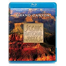 Scenic National Parks: Grand Canyon [Blu-ray]