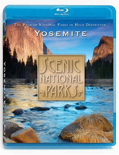 Scenic National Parks: Yosemite [Blu-ray]