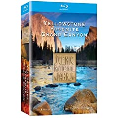 Scenic National Parks: Crown Jewels Collection [Blu-ray]