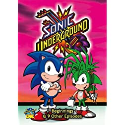 Sonic Underground Beginnings 9 Oth