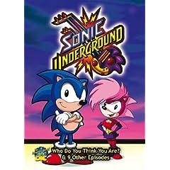 Sonic Underground Who Do You Think