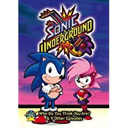 Sonic Underground Who Do You Think