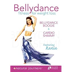 Belly Dancing Cardio Shimmy & Bel